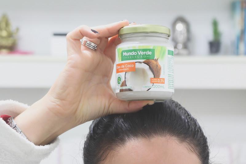 Transição capilar, óleo de rícino e coco | Camile Carvalho